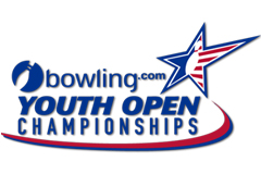 2015 Youth Open Championships Logo
