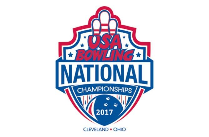 2017 USA Bowling National Championships Logo